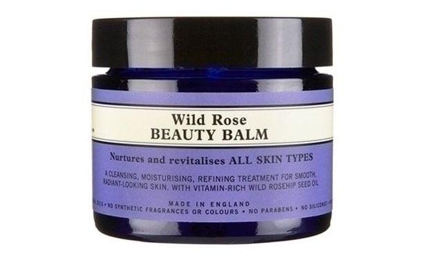 Neal's Yard Remedies Wild Rose Beauty Balm -monitoimivoide, matkapakkaus 15 g, 19,50 €, Jolie.