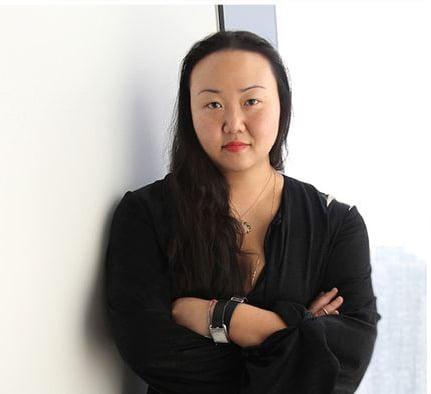 Kirjailija Hanya Yanagiharan.