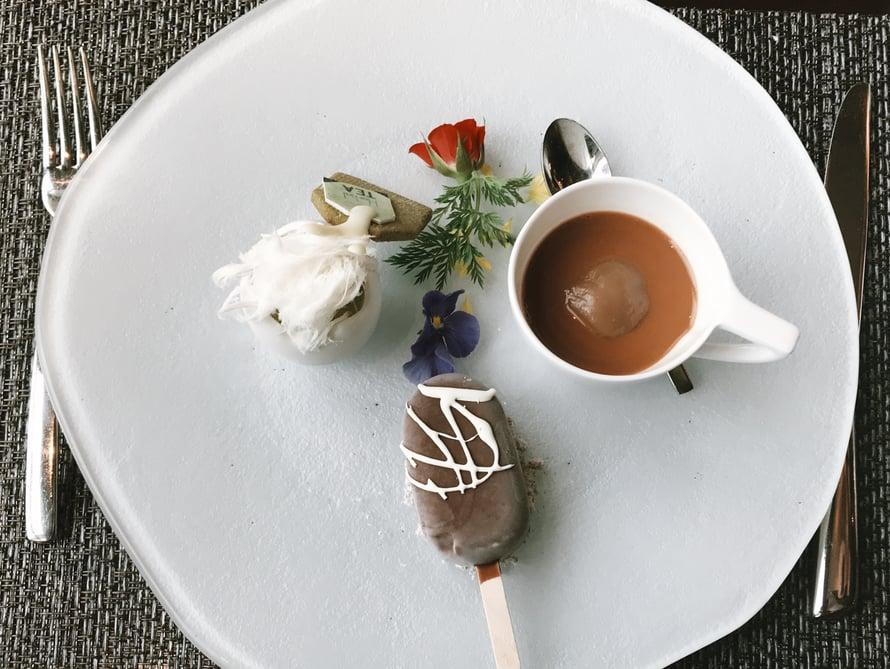 La Chinen teejälkiruokakombo. Ehkä Macaon paras jälkkäri?