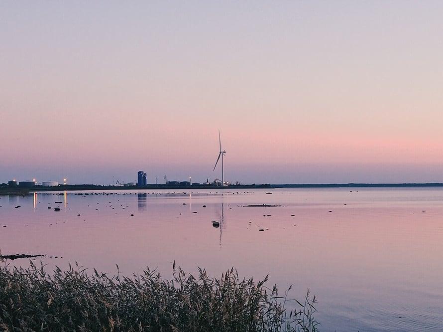 Hempeitä kuvia Oulun rannoilta, joissa vietin syyskuun ensimmäisen viikonlopun.