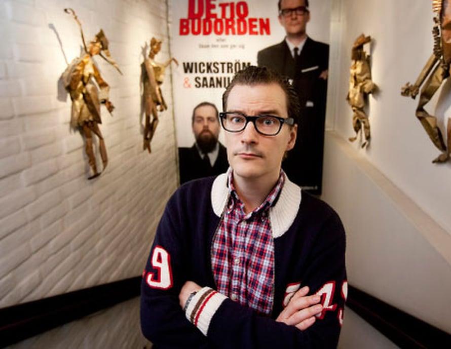 Andre Wickström Vaimo