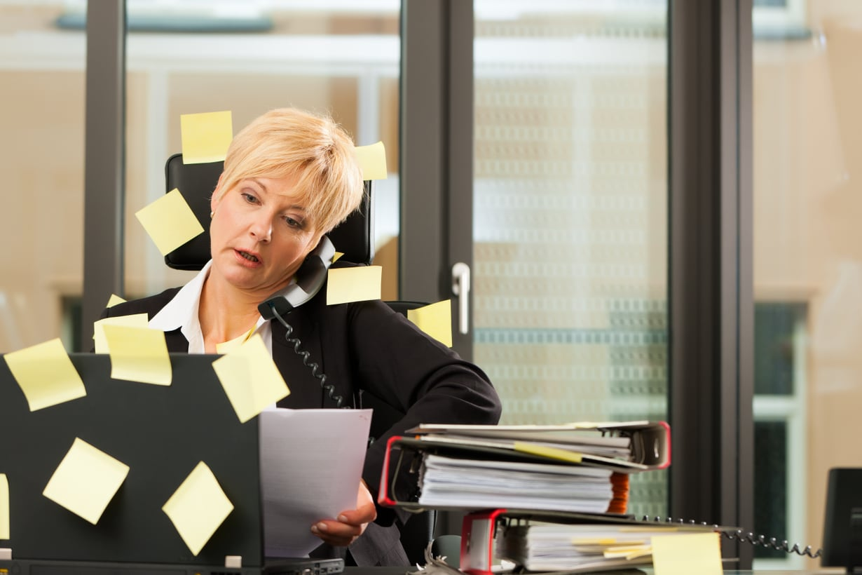 """""""Ai pahus, tulee kiire joogaan."""" Kuvituskuva: Shutterstock"""