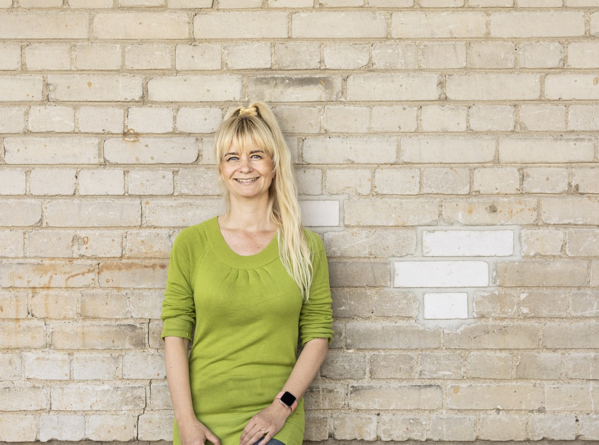 Janina Anderssonilta saa kysyä, vaivaavatko vaihdevuodet.
