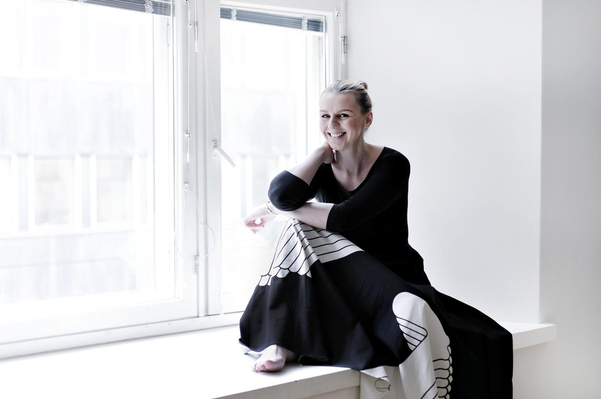Hanna Gullichsen on joutunut kiusaamisen kohteeksi niin verkossa kuin tosielämässäkin. Kuvat: Kaisu Jouppi