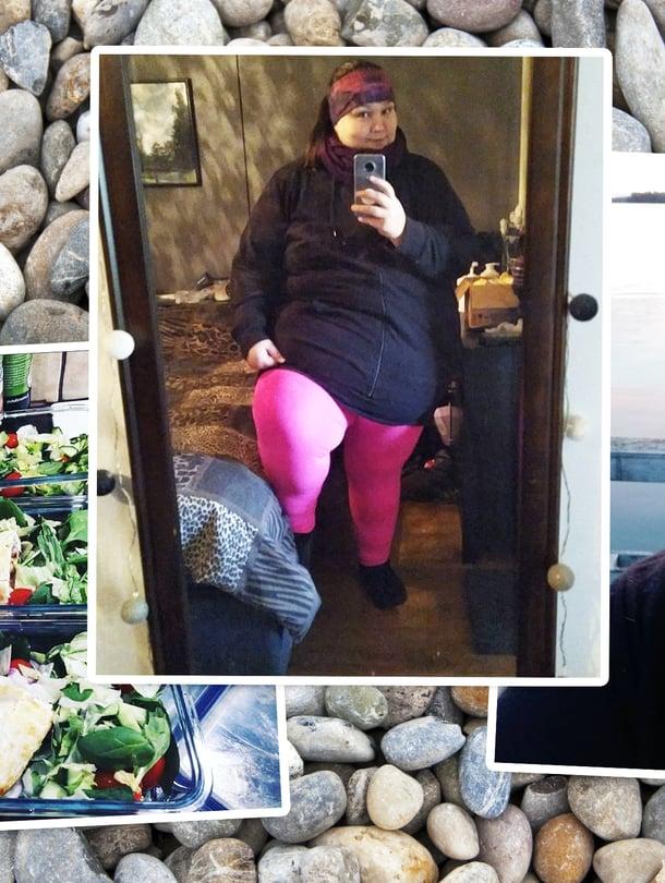 Annika opetteli syömään riittävästi ja pukemaan jalkaan pinkit pöksyt, vaikka alkuun vähän jännitti.