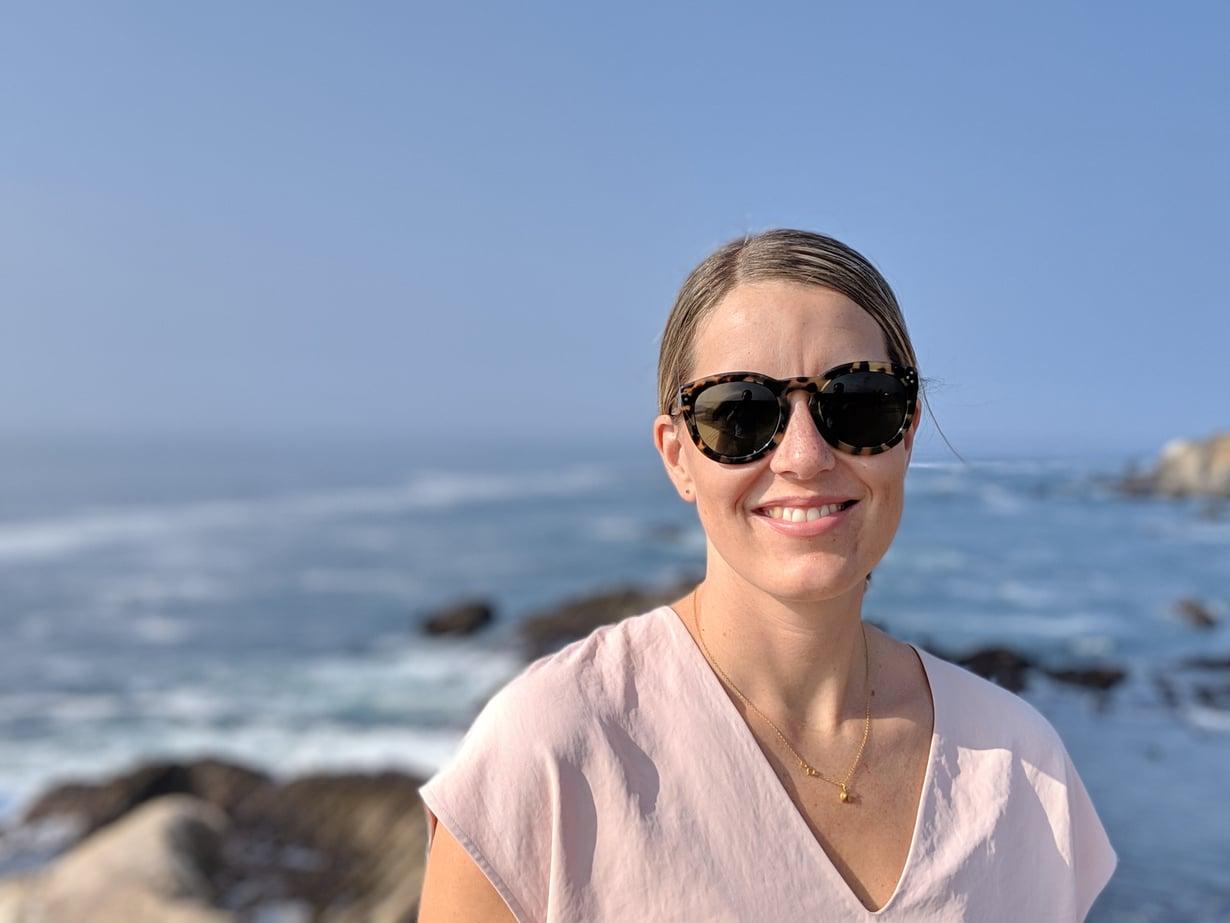 Irene Hjelt on työskennellyt Piilaaksossa pian viisi vuotta, ensin Googlella, nyt Facebookilla.