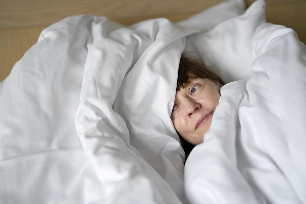 Sari Tolonen-Flink, 46, matkustaa unilomille kahdesta kolmeen kertaa vuodessa.