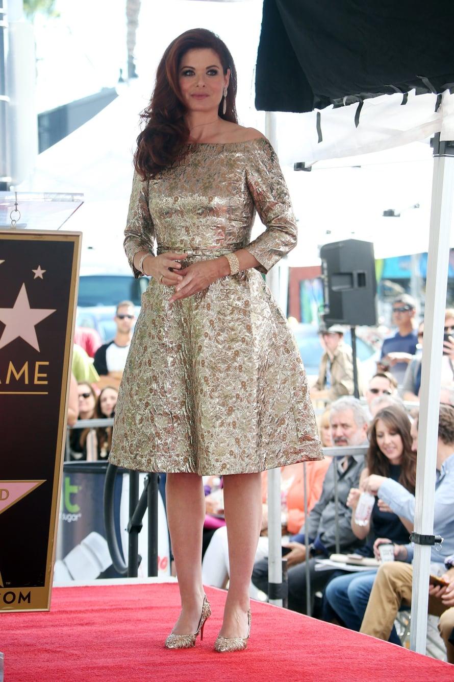 Kurkkasin uusimmassa Me Naiset -lehdessä, mitä Gracea näyttelevälle Debra Messingille kuuluu. No ainakin sitä, että 49-vuotias tähti sai vasta oman tähden legendaariselle Walk of Famelle.
