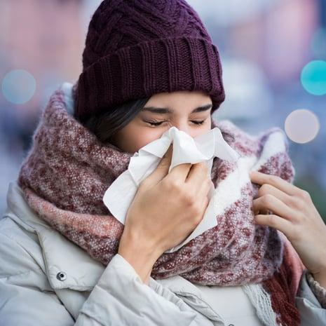 Flunssa Milloin Töihin