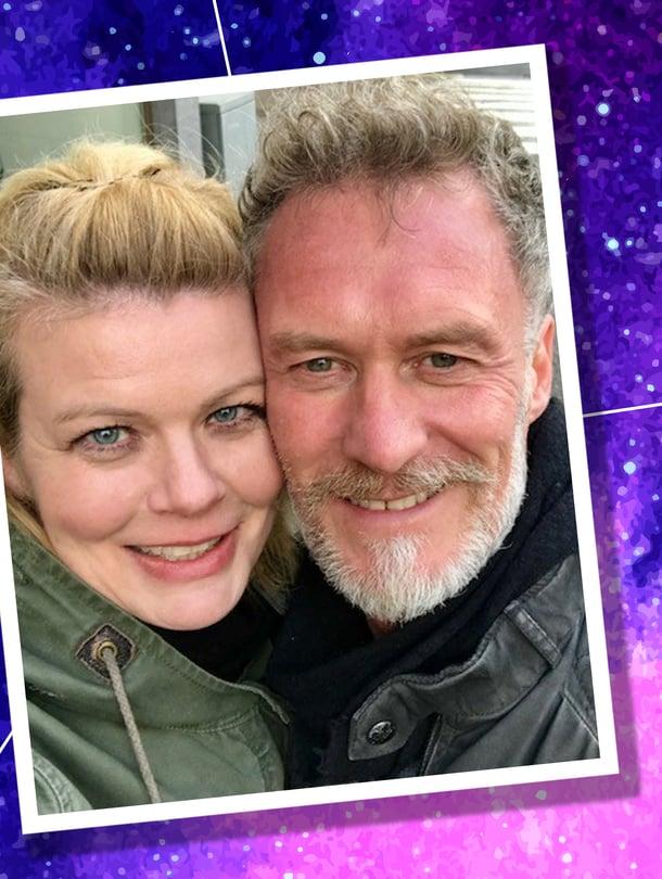 Pia Sillanpää ja Kimmo Oja tapasivat toukokuussa 2020, ja suunnittelevat nyt yhteistä elämää.