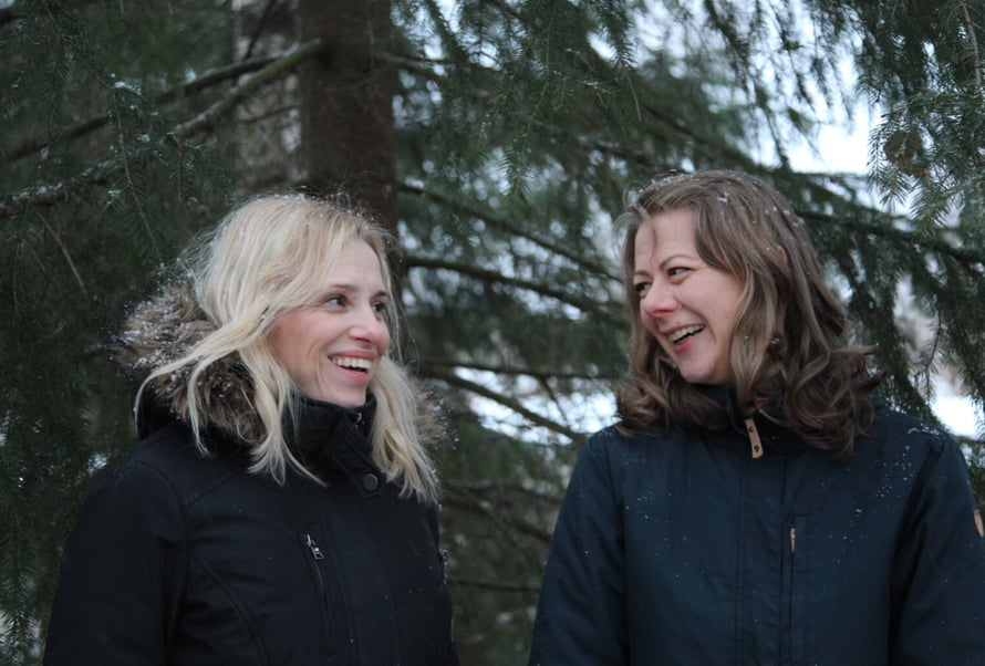 Susanna ja Laura haluavat puhua työuupumuksestaan avoimesti, jotta muutkin uskaltaisivat.