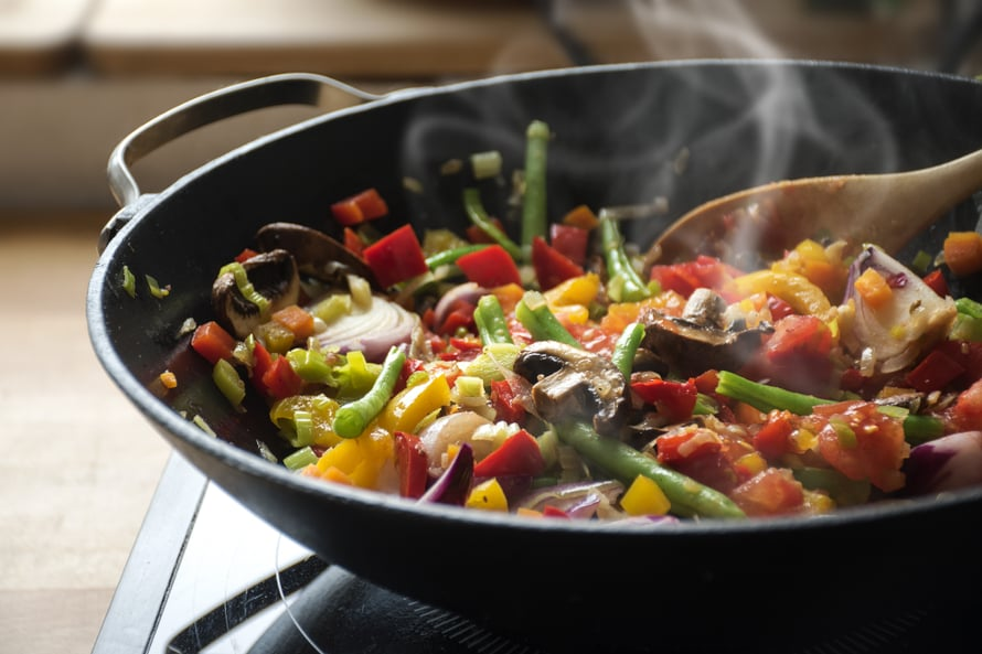 Jos lihat ehtivät lämmetä, ne kannattaa paistaa saman tien. Kuva: Shutterstock