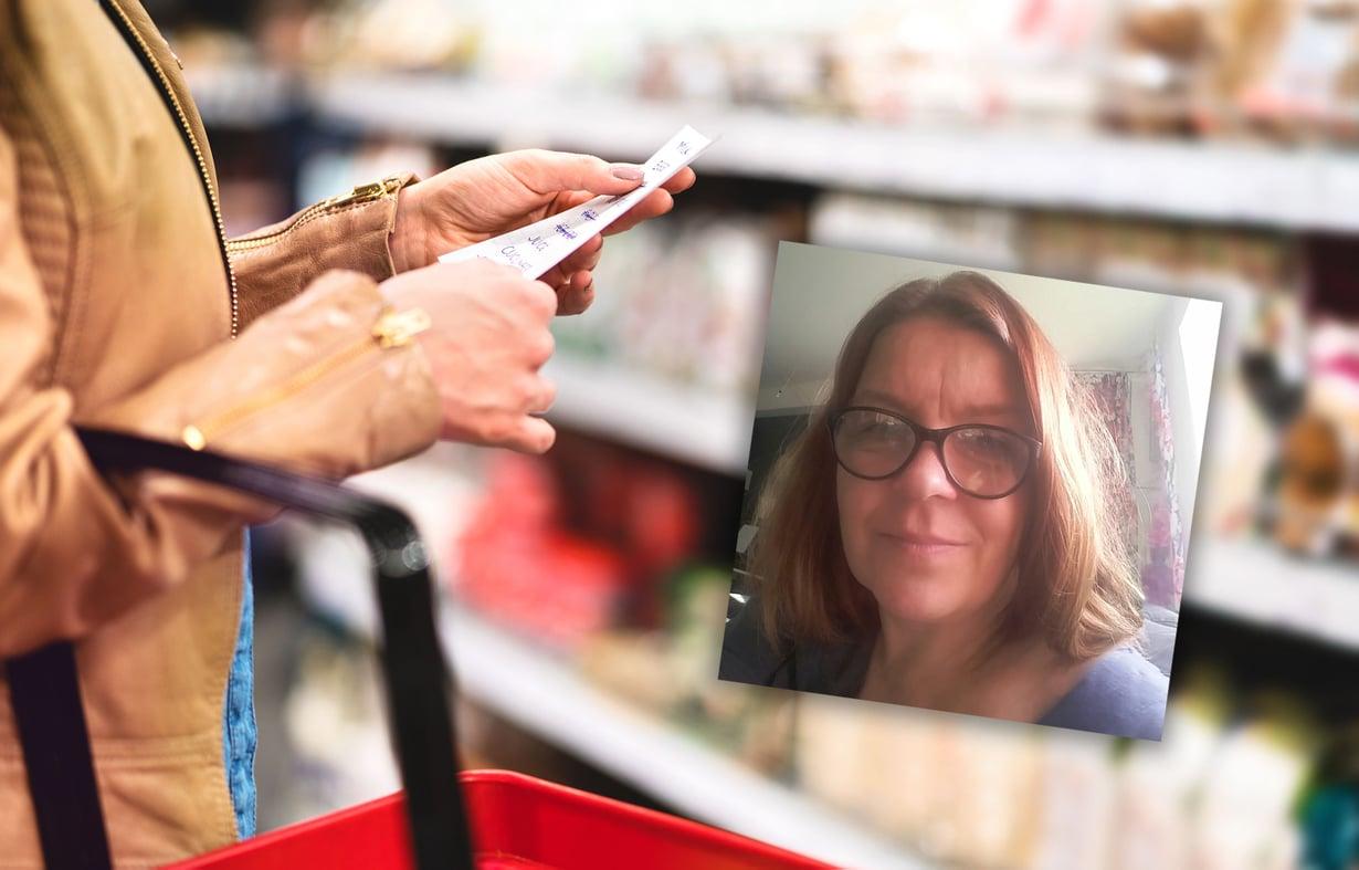 Minna Pii ajattelee nykyään, että kaupassa hänellä on mahdollisuus valita järkevät ja edulliset ostokset.