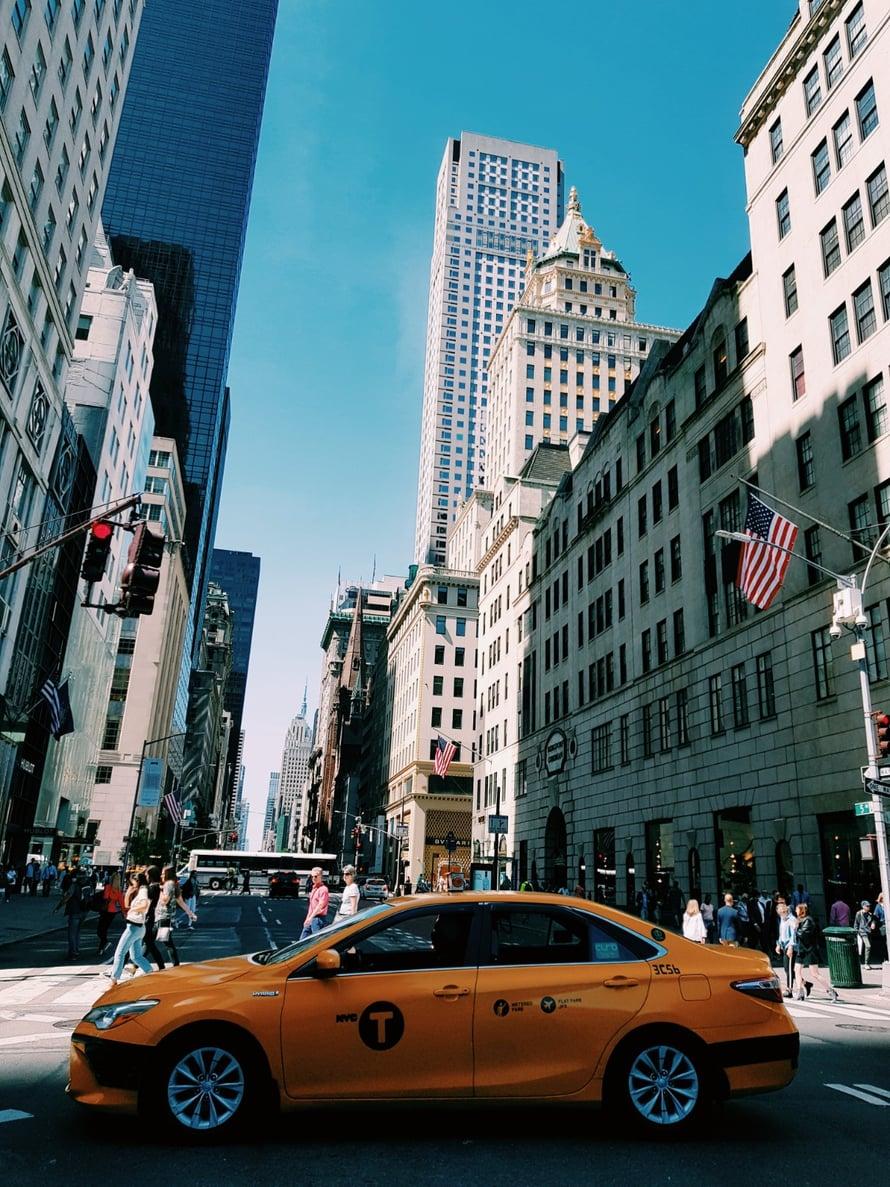 Miksi on dating New Yorkissa niin kovaa