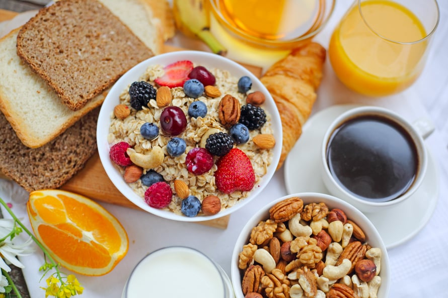 """Mahdollisuudet hyvään päivään kasvavat rutkasti tämän aamiaisen syömisen jälkeen. Kuva: <span class=""""photographer"""">Shutterstock</span>"""