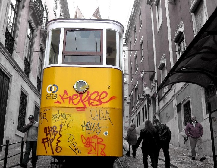 Ah, ihana Lissabon!