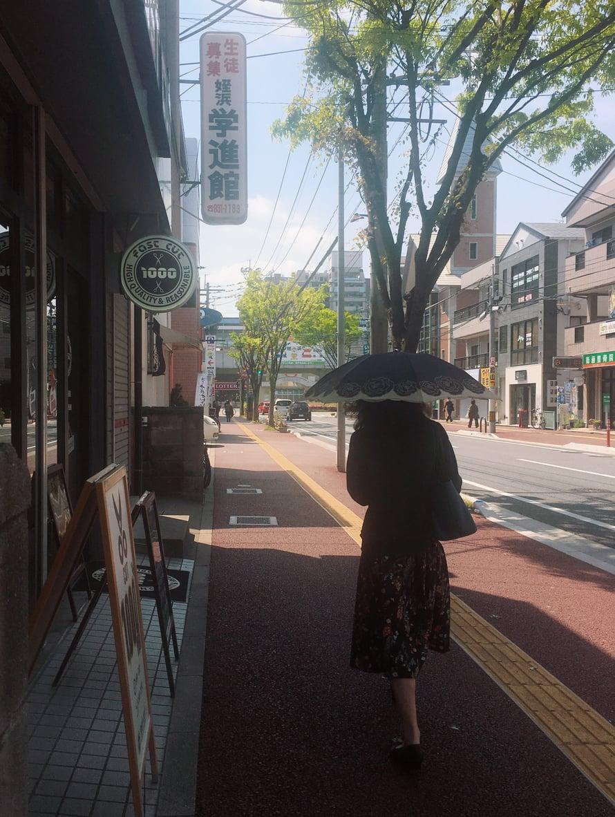 Vartin kampaamokäynti onnistuu alle kahdeksalla eurolla. Japanissa.