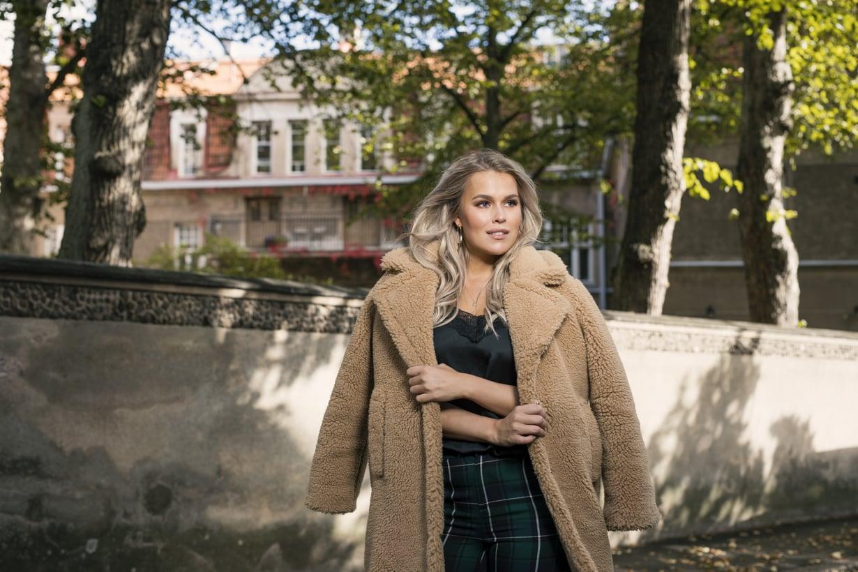 Sara Sieppi on suosittu bloggaaja ja Instagram-vaikuttaja. Kuva: Sanoma-arkisto / Pete Aarre-Ahtio