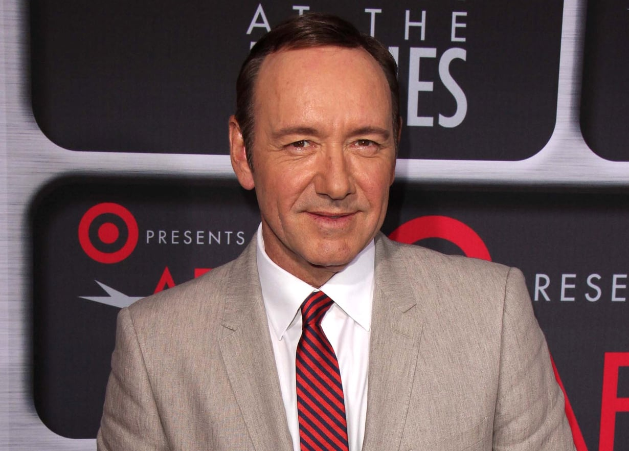 Kevin Spacey, kuva Shutterstock.