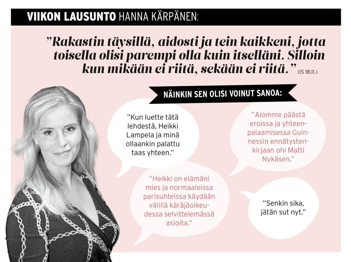 Hanna Kärpänen Instagram