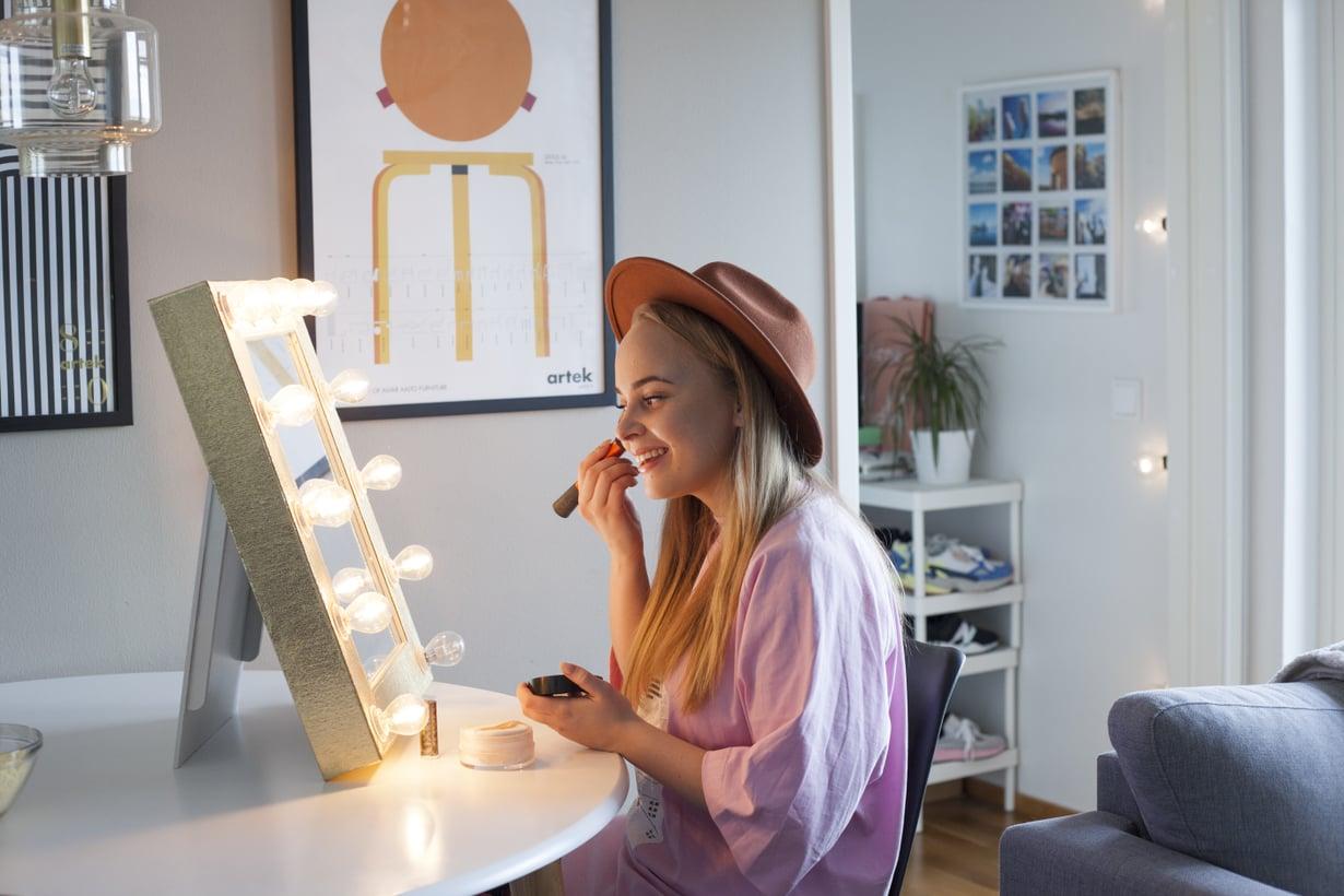 Miisa Rotola-Pukkila uskoo, että elämä ilman kalenteria olisi stressaavampaa.