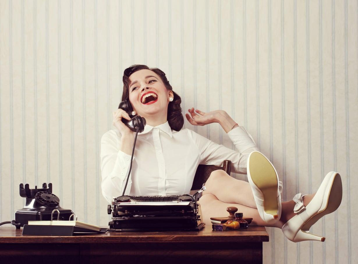 Haluaisitko sinäkin olla oman itsesi pomo? Yrittäjyys voi parhaimmillaan olla todella palkitsevaa, mutta yrittäjän on siedettävä epävarmuutta ja oltava valmis ottamaan riskejä. Kuva: Shutterstock