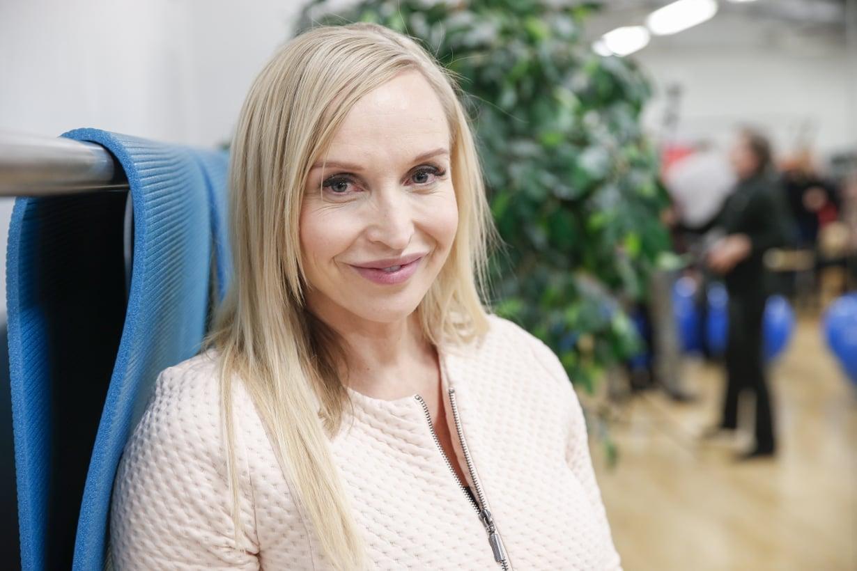 Jutta Gustafsberg on tottunut retriiteissä kävijä ja meditoija. Kuva: Sanoma-arkisto / Antti Hämäläinen