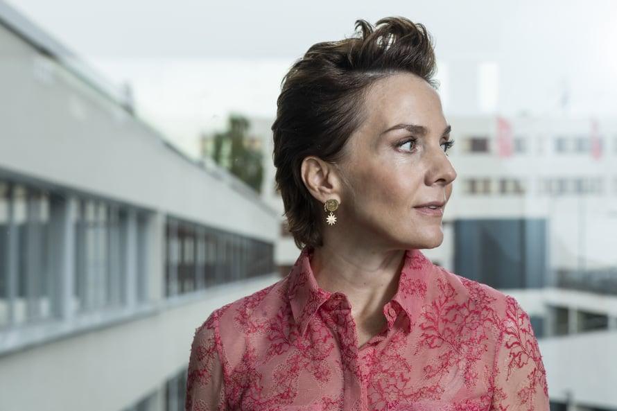 Maria Veitola on puhunut julkisuudessa avoimesti muun muassa tasa-arvosta ja mielenterveydestä.