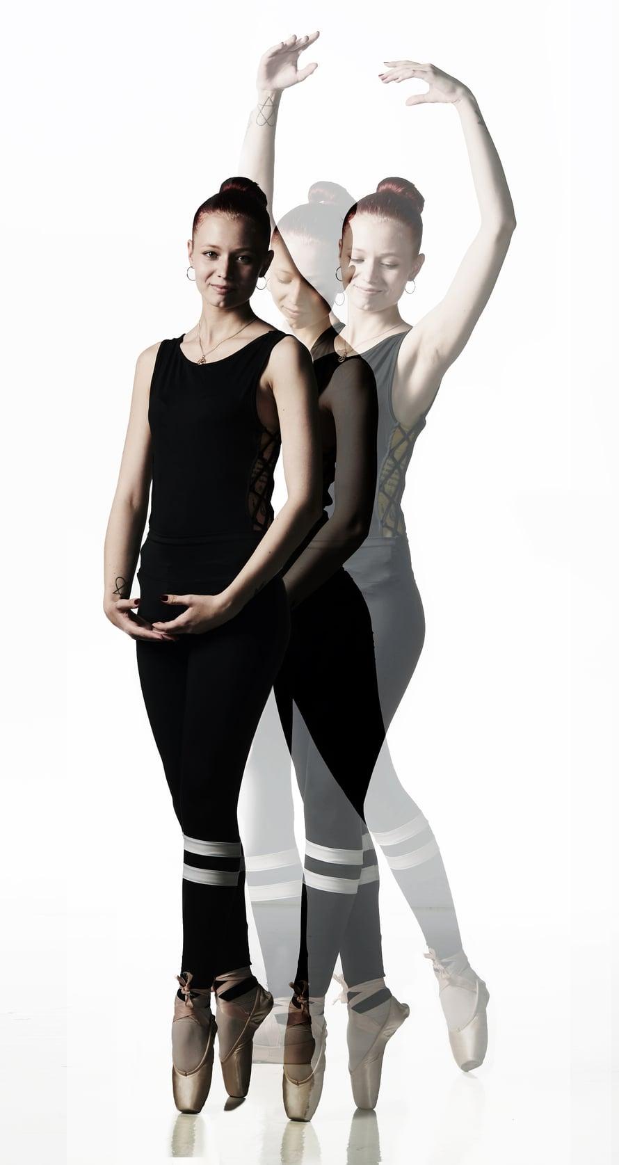 Vielä viisi vuotta sitten Jenni oli lahjakas ballerina, jota odotti koe-esiintyminen Suomen Kansallisbaletissa.