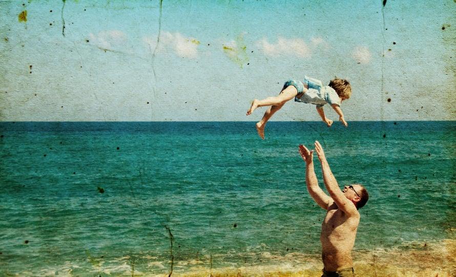 Voi niitä lapsuuden kesiä, kun lomalle lentäminen oli eleganttia eikä aurinkorasvoista tarvinut huolehtia. Vaan ei enää!