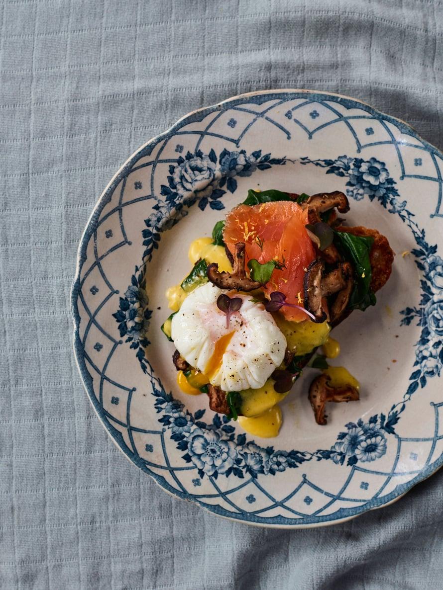 """Kun aamiaisleipä on näin tuhti, se käy lounaasta. Kuva: <span class=""""photographer"""">Tuomas Kolehmainen</span>"""